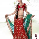 Partywear Faux Georgette Embroidery Lehenga Choli With Blouse - GW 193 N