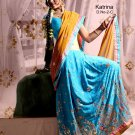 Partywear Crepe Exclusive Embroidery Lehenga Choli With Blouse - GW Katrina02C N