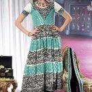 Dress banarsi Wedding Shalwar & Salwar Kameez  With Dupatta - X 639 N
