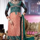 Dress Faux Georgette Wedding Shalwar & Salwar Kameez  With Dupatta - X 606 N