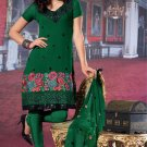 Dress Faux Georgette Wedding Shalwar & Salwar Kameez  With Dupatta - X 641 N