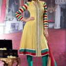 Dress Net Wedding Shalwar & Salwar Kameez  With Dupatta - X 616 N
