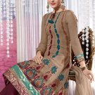 Dress Faux Georgette Wedding Shalwar & Salwar Kameez  With Dupatta - X 618 N