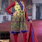 Dress Faux Georgette Wedding Shalwar & Salwar Kameez  With Dupatta - X 642 N