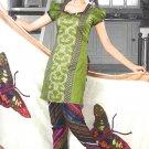 Shalwar & Salwar Kameez Dress Jacquard Satin Casual With Dupatta - X 01 N