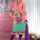 Dress Faux Georgette Wedding Shalwar & Salwar Kameez  With Dupatta - X 619 N