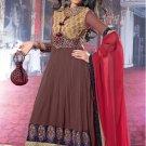 Dress Faux Georgette Wedding Shalwar & Salwar Kameez  With Dupatta - X 632 N