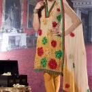 Dress Faux Georgette Wedding Shalwar & Salwar Kameez  With Dupatta - X 612 N