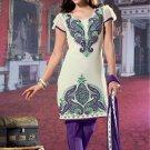 Dress Faux Georgette Wedding Shalwar & Salwar Kameez  With Dupatta - X 610 N