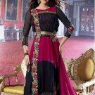 Dress Faux Georgette Wedding Shalwar & Salwar Kameez  With Dupatta - X 623 N