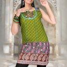 Indian Bollywood Cotton Partywear Kurti Kurta Tops - X 4a