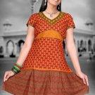 Indian Bollywood Cotton Partywear Kurti Kurta Tops - X 2a