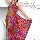 Wedding Net Brasso Designer Embroidery Sarees Sari With Blouse - TS 26005 N