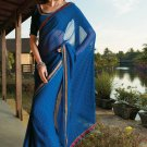 Sari Saree Casual Faux Georgette Printed With Unstitch Blouse - X 9007A N