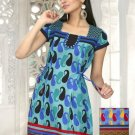 Indian Ethnic Bollywood Designer Beautiful Kurti Tops - X 110