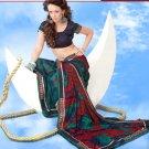 Sari Saree Casual Jacquard Silk Designer Printed With Unstitch Blouse CH 9001 N