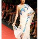 Indian Bollywood Designer Embroidered Priyanka Sarees Sari - RS4019B