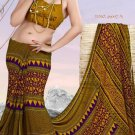 Casual Partywear Faux Georgette Printed Designer Saree - Ts 29007a N