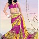 Casual Partywear Georgette Printed Designer Saree - Ts 29017b N