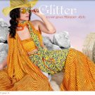 Casual Partywear Georgette Sattin Patti Printed Designer Saree - Ts 29010a N