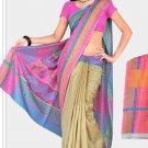 Silk Casual Partywear Designer Printed Sarees Sari With Blouse - X 4859A N