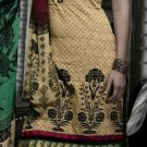 Cotton Partywear Designer Embroidered Salwar Kameez With Dupatta - X 6096c N