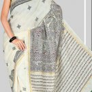 Silk Casual Partywear Designer Printed Sarees Sari With Blouse - X 4469D N