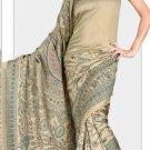 Silk Casual Partywear Designer Printed Sarees Sari With Blouse - X 4822D N