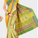 Silk Casual Partywear Designer Printed Sarees Sari With Blouse - X 4859C N