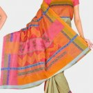 Silk Casual Partywear Designer Printed Sarees Sari With Blouse - X 4859B N
