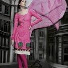 Cotton Partywear Designer Embroidered Salwar Kameez With Dupatta - X 6091c N