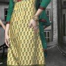 Cotton Partywear Designer Embroidered Salwar Kameez With Dupatta - X 6094c N