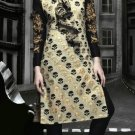 Cotton Partywear Designer Embroidered Salwar Kameez With Dupatta - X 6092a N