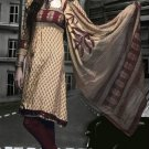 Cotton Partywear Designer Embroidered Salwar Kameez With Dupatta - X 6083c N
