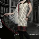 Cotton Partywear Designer Embroidered Salwar Kameez With Dupatta - X 6086a N