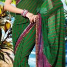 Sarees Sari Partywear Faux Georgette Designer Printed With Blouse - SM 656A N