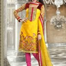 Traditional Indian Pakistani Salwar Kameez Shalwar Ultra Wedding Suit- MJ 919B N