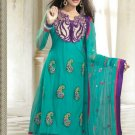 Traditional Indian Pakistani Salwar Kameez Shalwar Ultra Wedding Suit- MJ 901A N