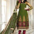 Traditional Indian Pakistani Salwar Kameez Shalwar Ultra Wedding Suit- MJ 902A N