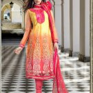 Traditional Indian Pakistani Salwar Kameez Shalwar Ultra Wedding Suit- MJ 905B N