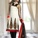 Traditional Indian Pakistani Salwar Kameez Shalwar Ultra Wedding Suit- MJ 907B N