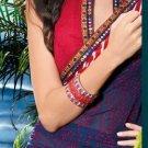 Sarees Sari Partywear Faux Georgette Designer Printed With Blouse - SM 655C N
