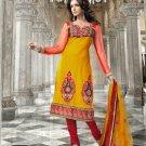Traditional Indian Pakistani Salwar Kameez Shalwar Ultra Wedding Suit- MJ 914B N