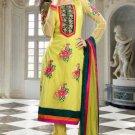 Traditional Indian Pakistani Salwar Kameez Shalwar Ultra Wedding Suit- MJ 916B N