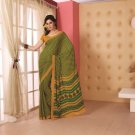 Crepe Partywear Printed Indian Bollywood Sarees Sari With Blouse - RS 5404 N