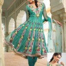 Bridal Wedding Designer Embroidery Shalwar Salwar Kameez With Dupatta- X 3001B N