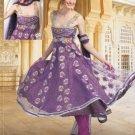 Bridal Wedding Designer Embroidery Shalwar Salwar Kameez With Dupatta- X 3002A N