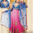 Bridal Wedding Designer Embroidery Shalwar Salwar Kameez With Dupatta- X 3005B N