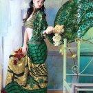 Faux Georgette Partywear Designer Printed Saree Sari With Blouse - X 2502 N