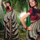 Sarees Sari Partywear Faux Georgette Designer Printed With Blouse - SM 599 N